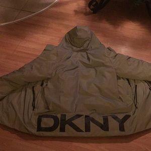 Brand new Dkny coat never worn men's jacket